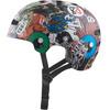 TSG Evolution Graphic Design Helmet collage